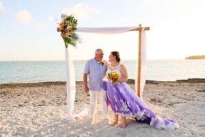 Real Wedding in Marathon –  JENEENA & SCOTT – Hightide Package