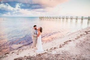 Real Wedding at Ocean Oasis Islamorada Beach House