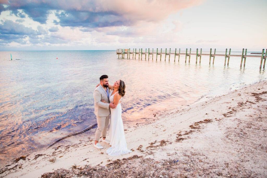 Real Wedding at Ocean Oasis – Estefani & Bryan – Everglades Package