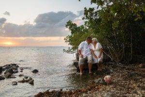 Real Wedding in Key Largo – JENNIFER & JEREMY – Mangrove Package