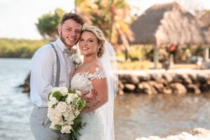 Real Wedding in Key Largo- JESSICA & DAVID – Everglades Package-