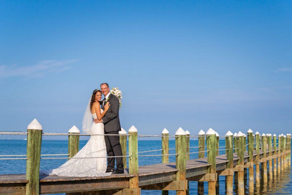 Real Wedding in Islamorada – Lauren & Michael- All Inclusive Wedding Package