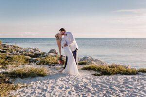 Real Weddings in Key West – Brandy and Brett – Hightide Package